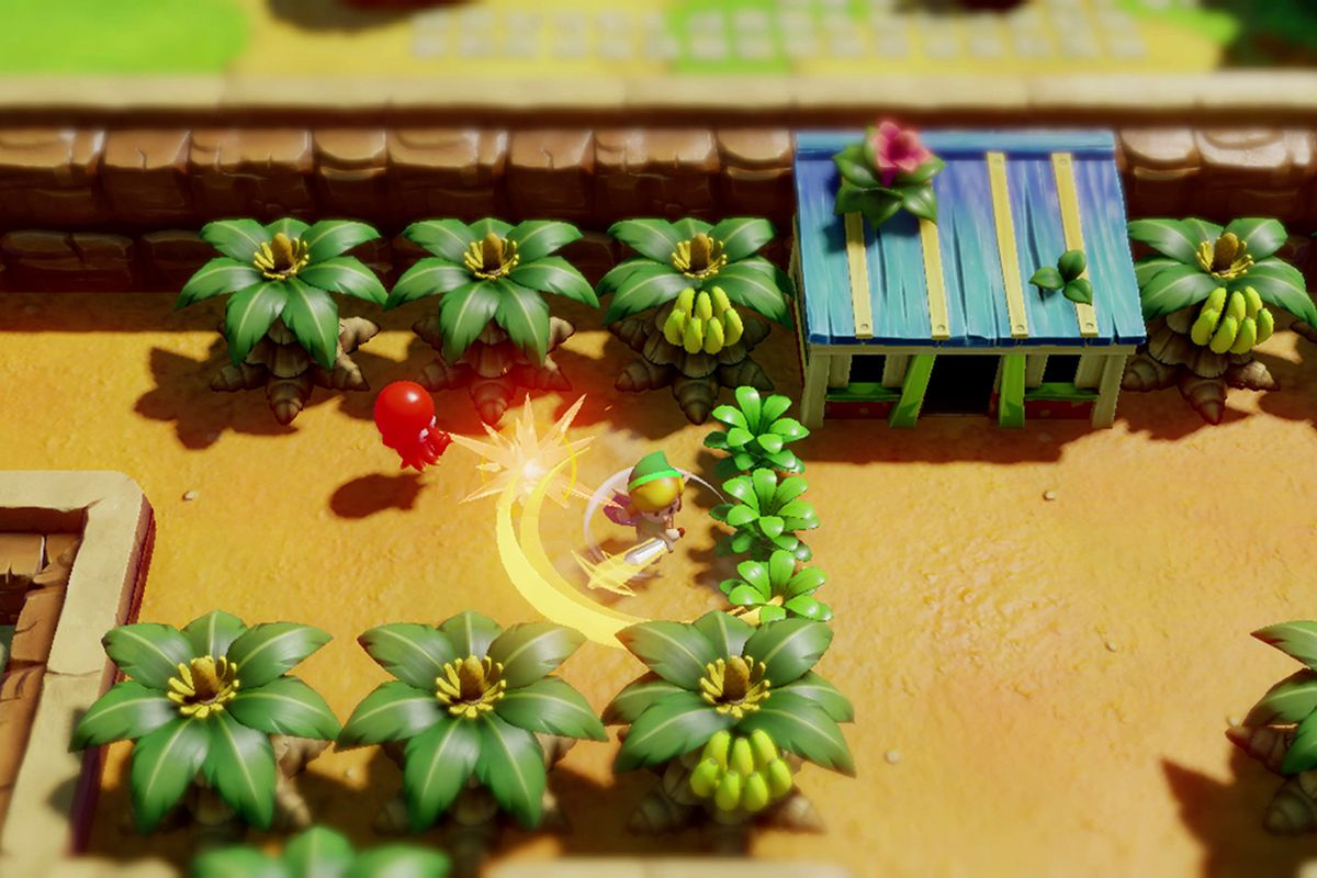 Nintendo's remake of Link's Awakening is exactly what I wanted out