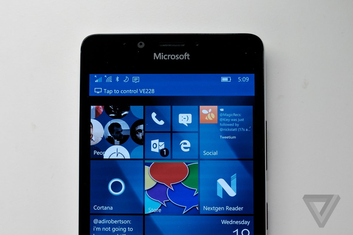 microsoft is embracing android as the mobile version of