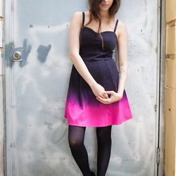 Dip Dye Dress, Something Else, was $207, now $145