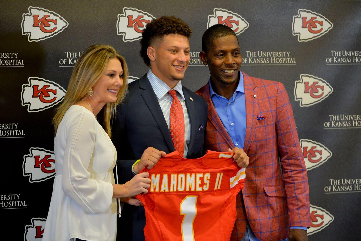 NFL: Kansas City Chiefs-Patrick Mahomes Press Conference
