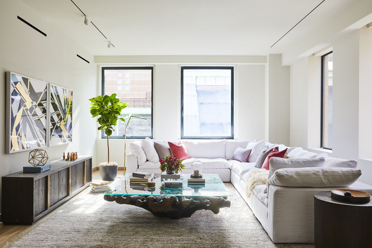Restoration Hardware designed this 88&90 Lex model condo - Curbed NY