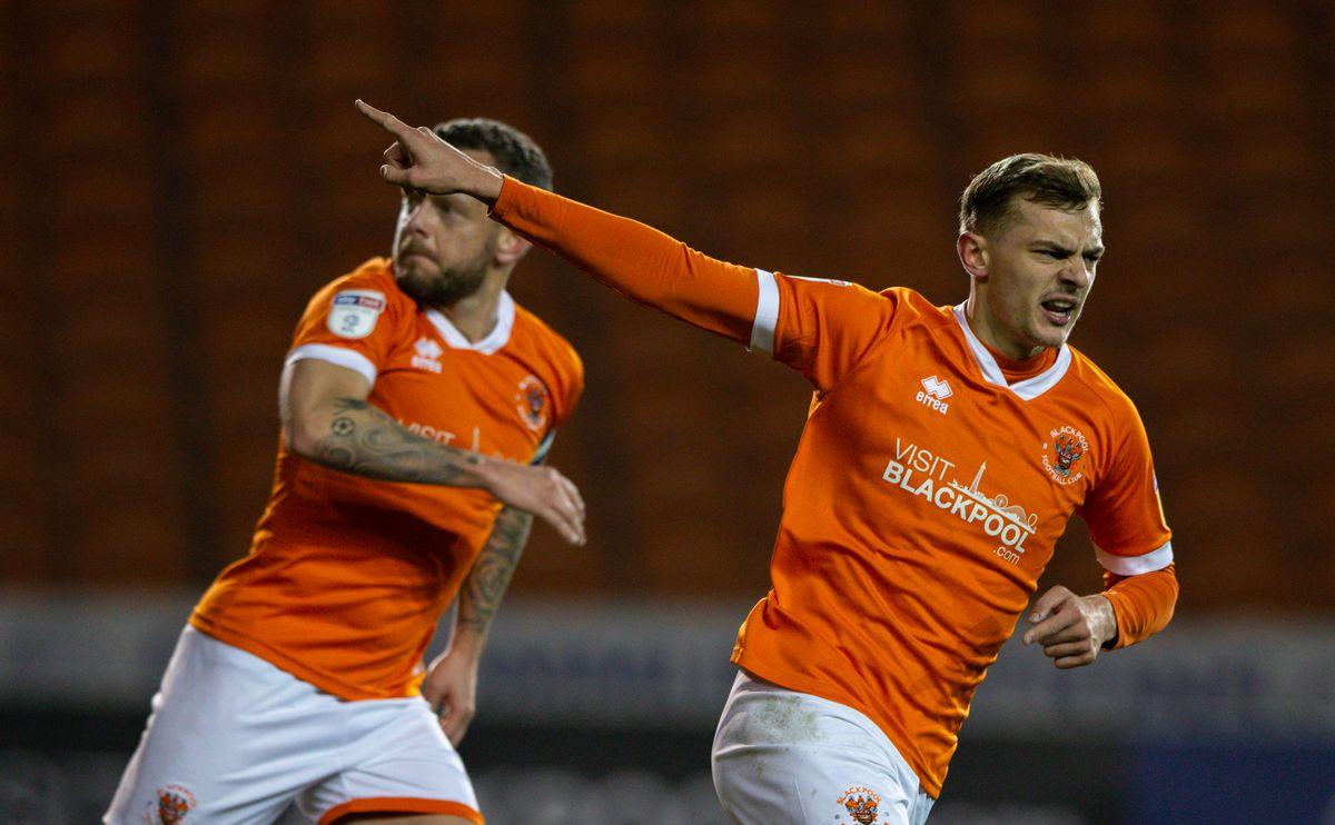 Blackpool v Tranmere Rovers - Sky Bet League One