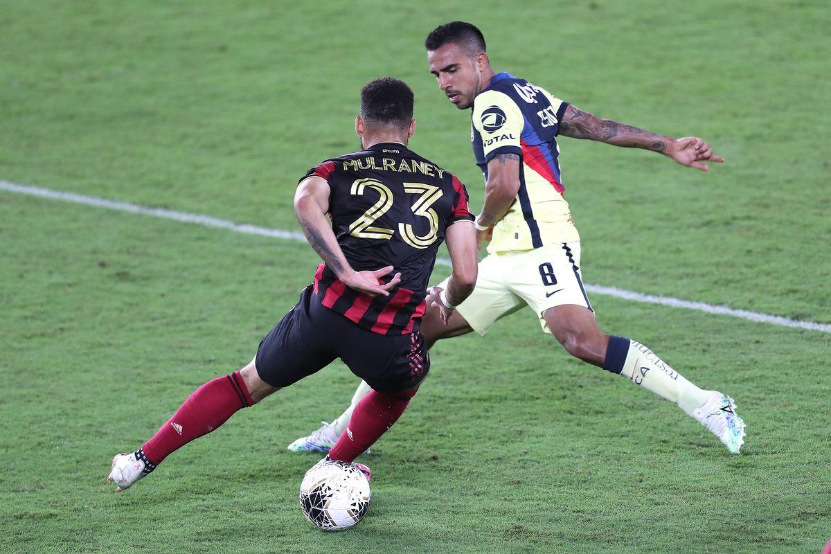 Atlanta United FC v Club America - Leg 2: Quarterfinals - 2020 CONCACAF Champions League