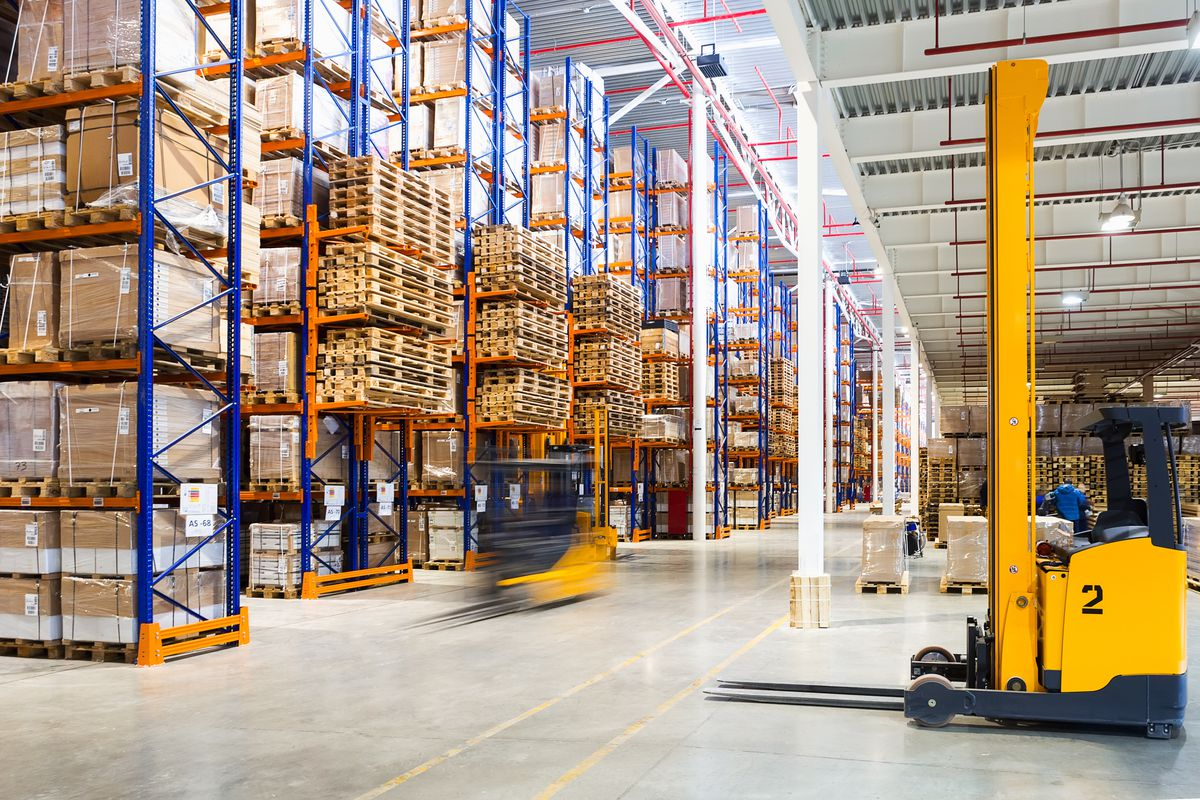 In Amazon era, warehouses and industrial real estate extend