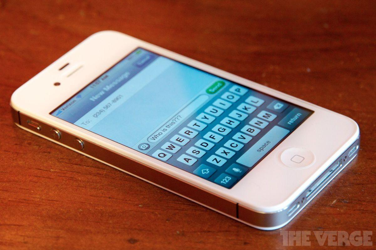 iPhone iMessage
