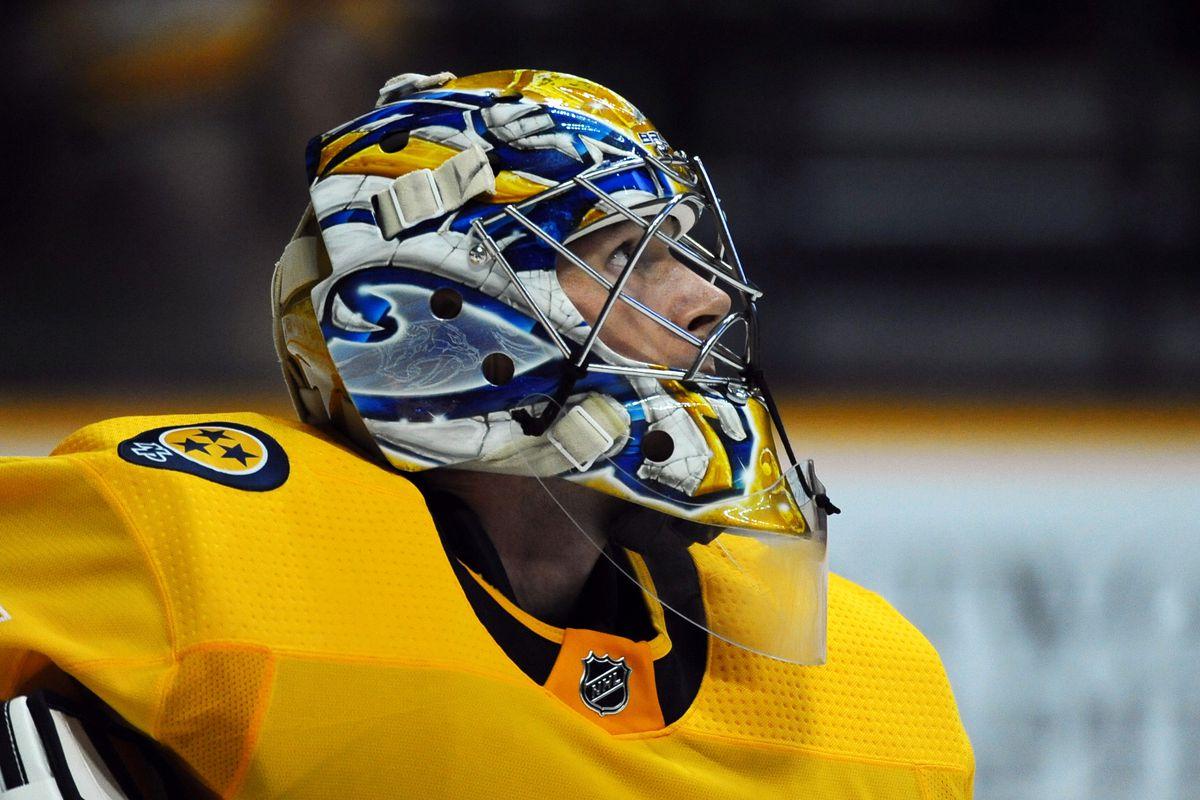 NHL: Preseason-Tampa Bay Lightning at Nashville Predators