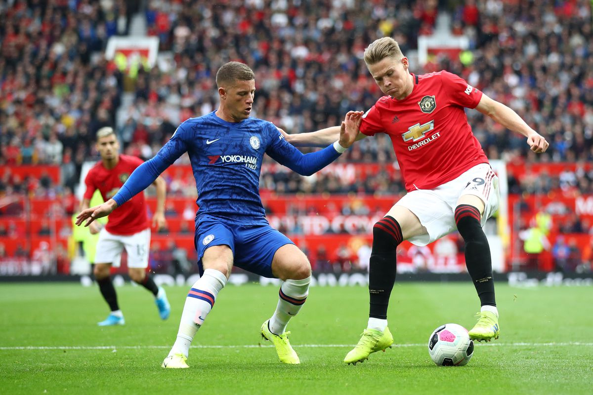 Image result for manchester united 4-0 chelsea today