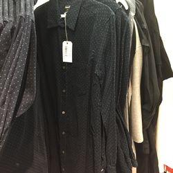 New classic shirt dress, $85 (was $215)