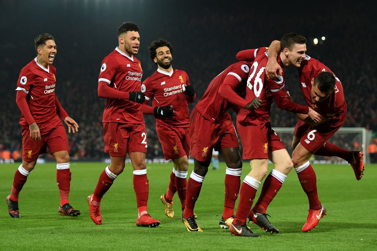 Liverpool 4, Manchester City 3: First Thoughts - The Liverpool Offside