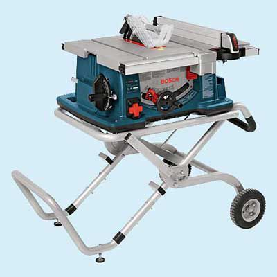 Bosch 4100-09 With Stand Portable Table Saw