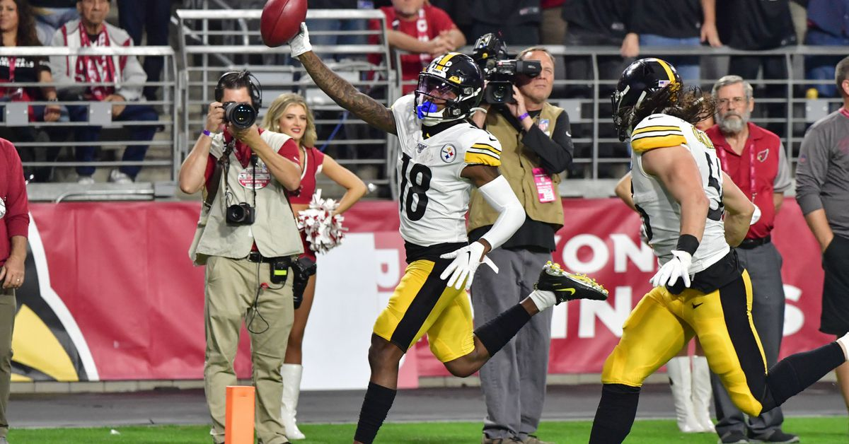 The Steelers defense, and Diontae Johnson, beat the Cardinals 23-17