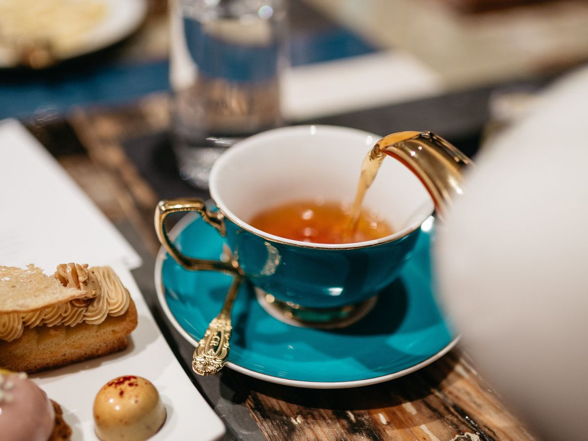 Best Christmas Tea In Dallas 2020 Where to Sip Fancy Tea in DFW   Eater Dallas