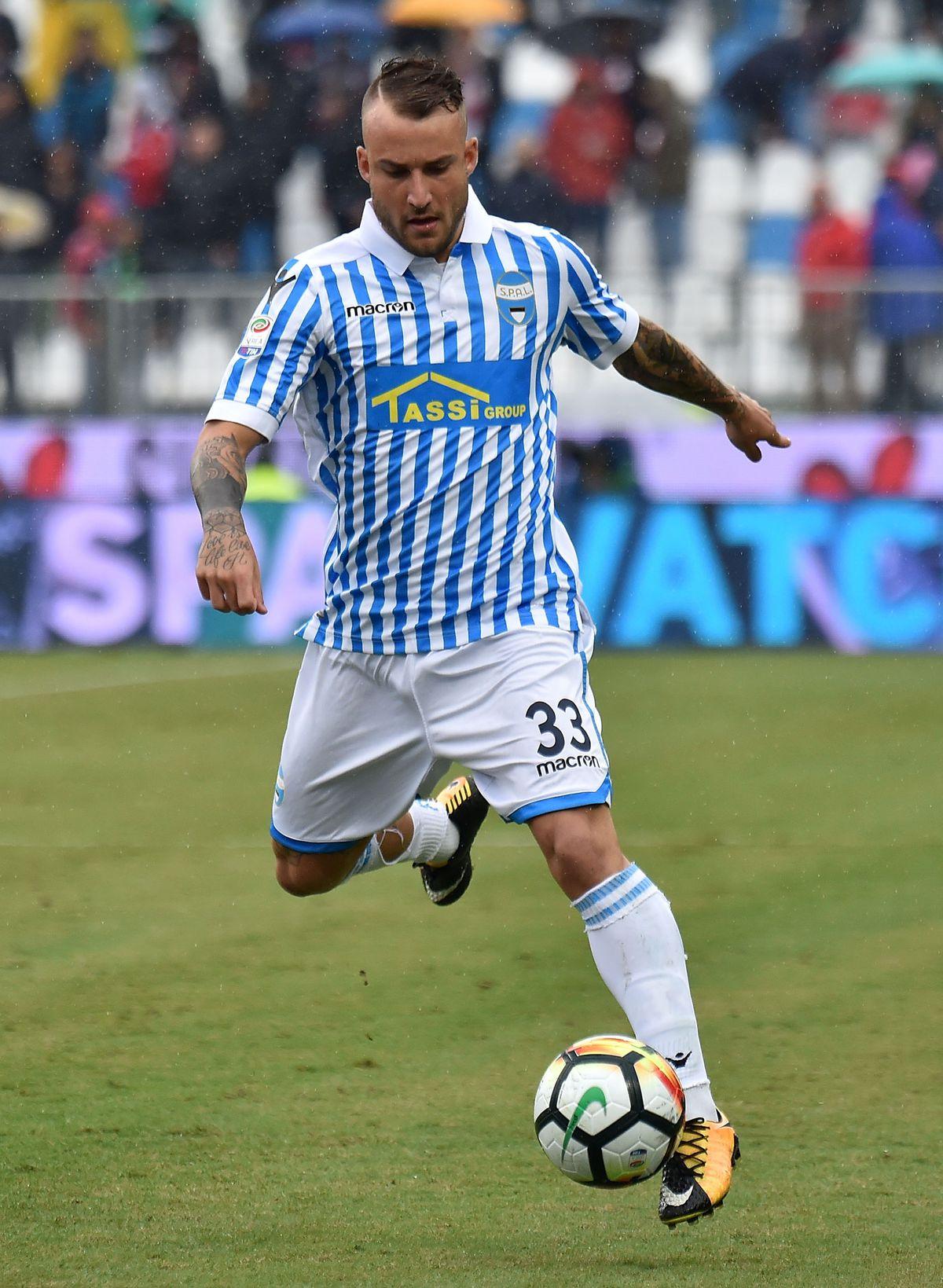 Spal v FC Crotone - Serie A