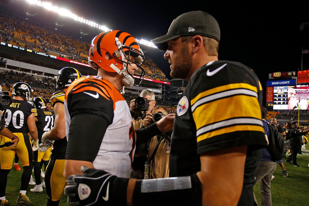 5b868ec960a Pittsburgh Steelers take to Twitter to celebrate their big Week 7 win over  the Bengals