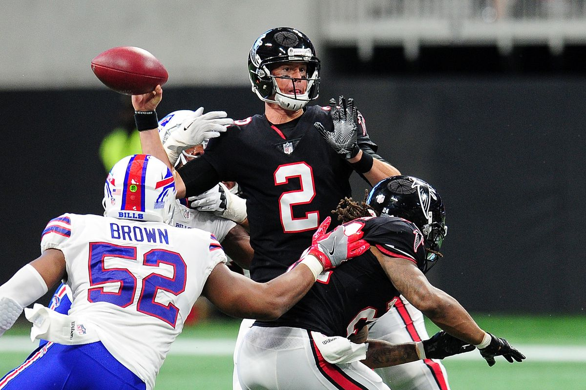 sports shoes e0a0b 5072d Atlanta Falcons and the forgettable week - The Falcoholic