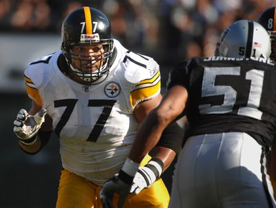 Pittsburgh Steelers vs Oakland Raiders - October 29, 2006