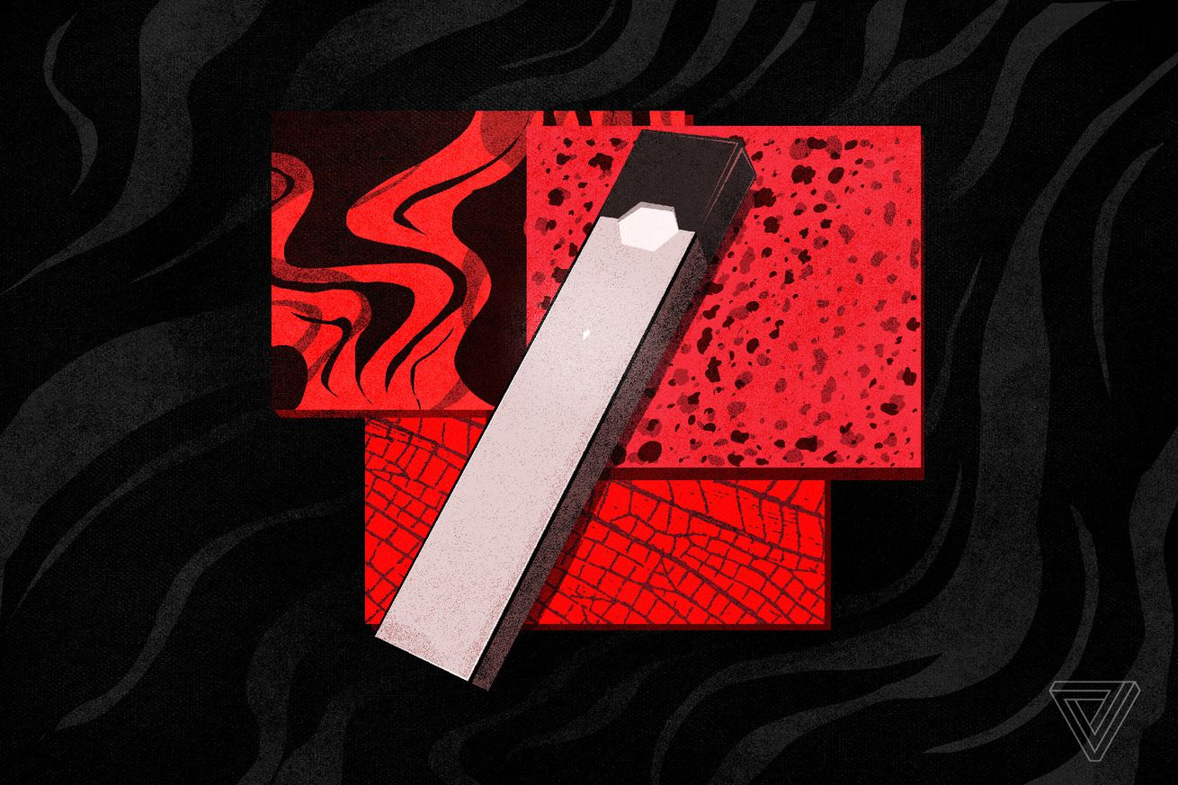 juul cuts flavored nicotine supply to stores and shutters its social media