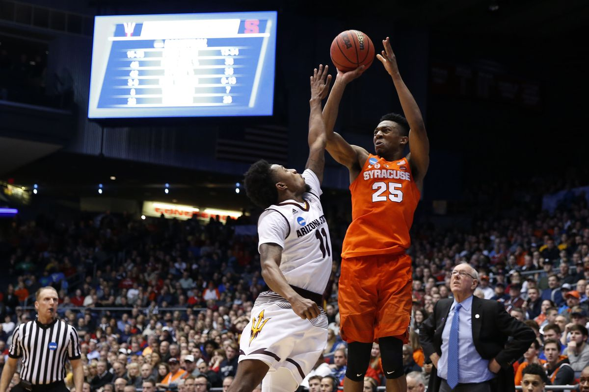 In Depth Analysis Syracuse The Only Colors