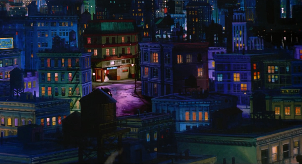 The city of Dick Tracy