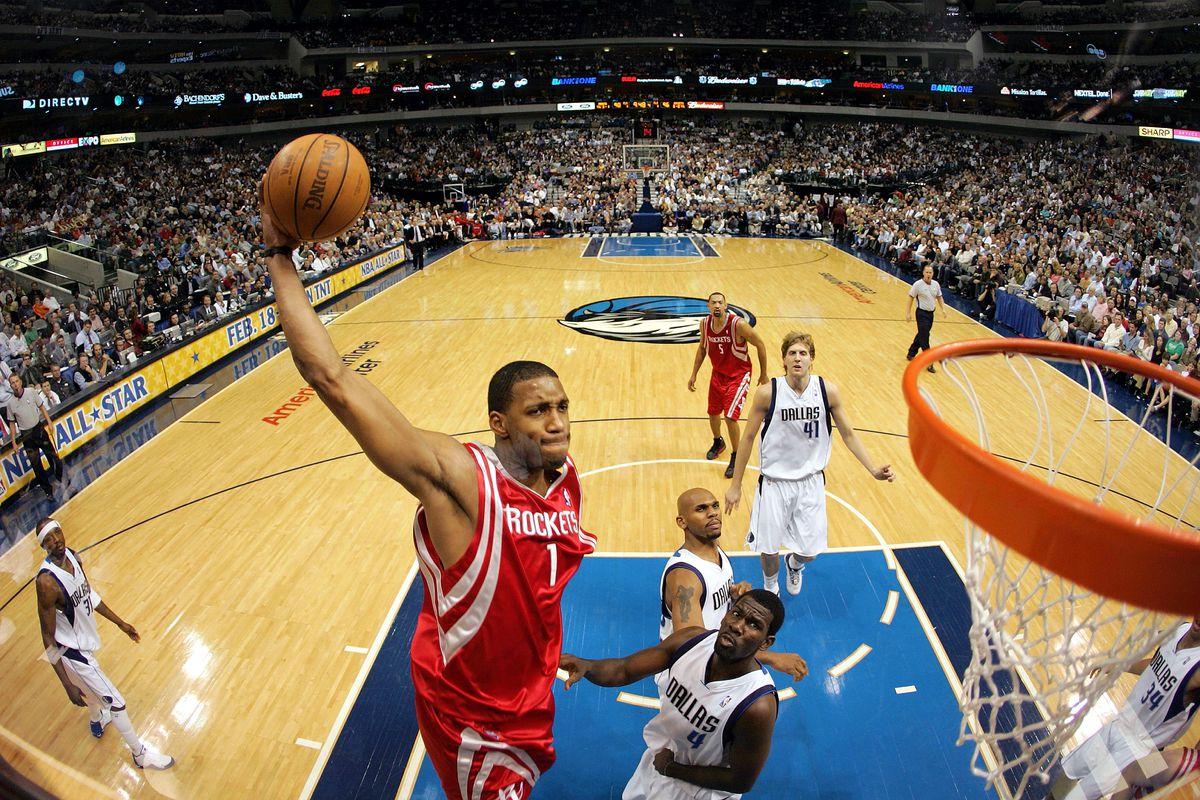 Top 3 Tracy McGrady Rockets Moments The Dream Shake