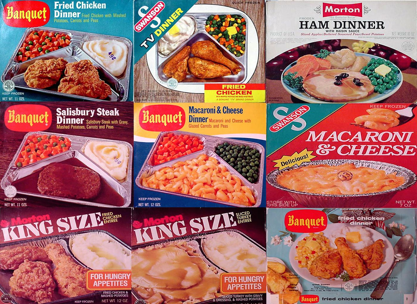 The Strange History of Frozen Food - Eater