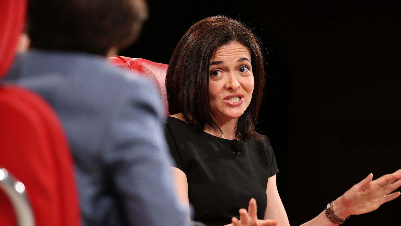 Sheryl Sandberg says conservatives never raised her ... Sheryl Sandberg How To Give Support Article