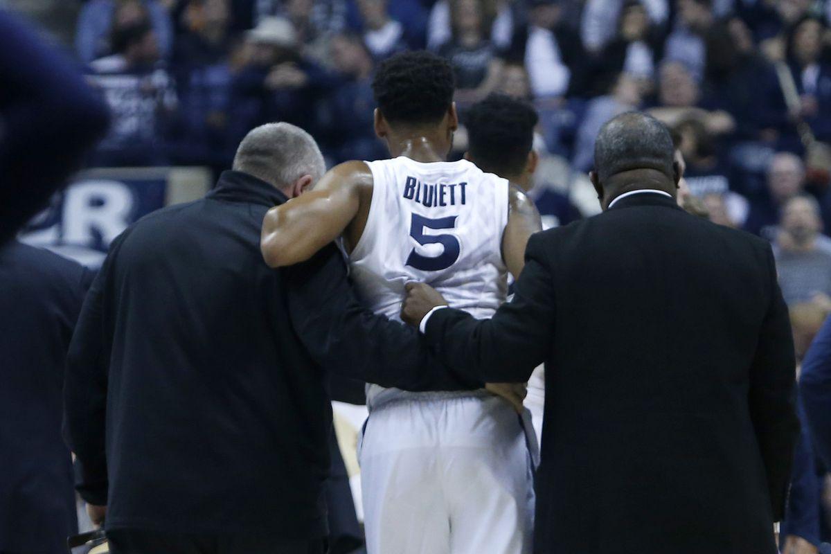 NCAA Basketball: Villanova at Xavier