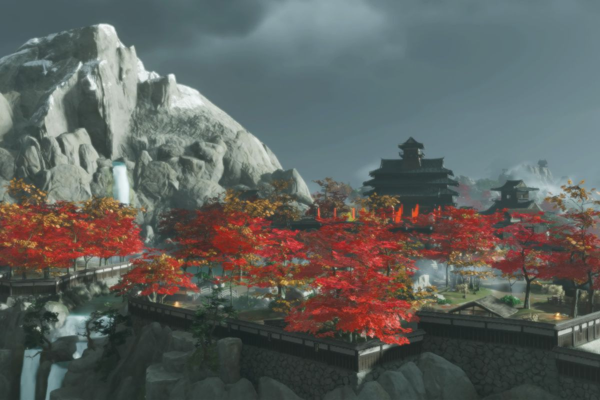 Ghost of Tsushima's Kamiagata