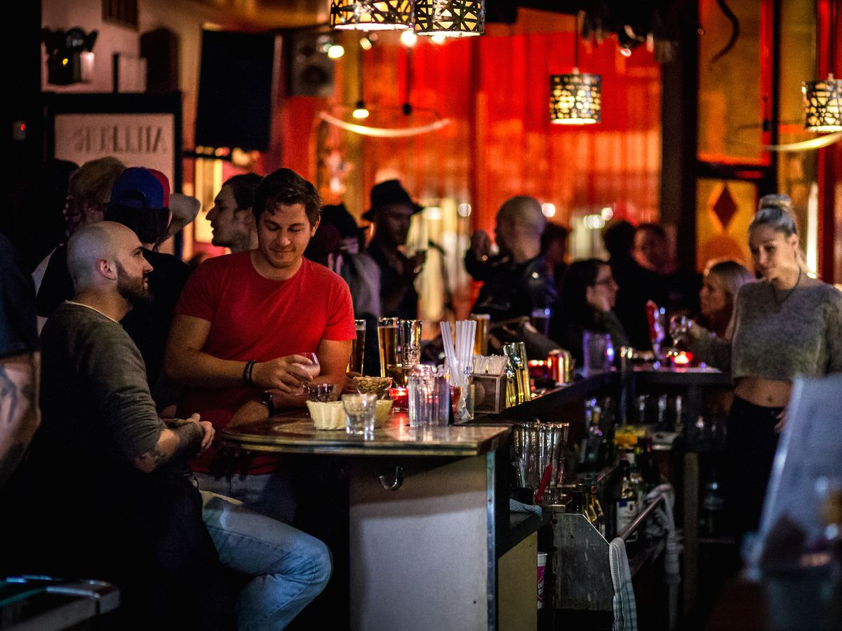 See What Makes Snack N' Blues a Beloved Montreal Bar