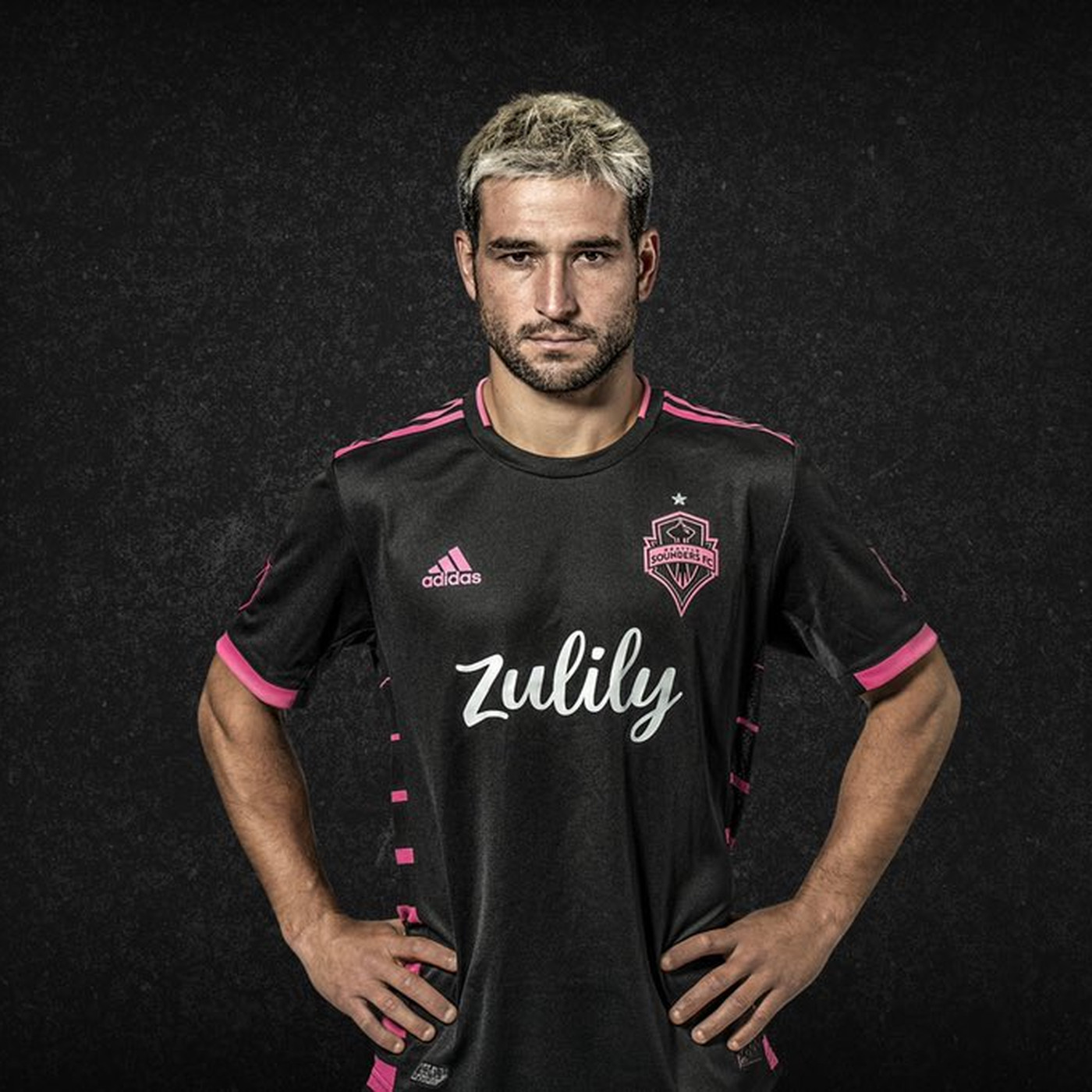 Sounders unveil pink and black 'Nightfall' kits - Sounder At Heart