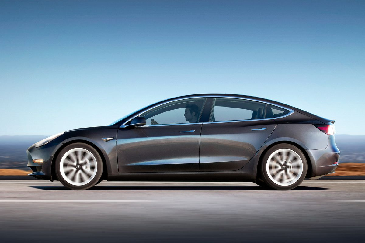 How The Tesla Model 3 Compares To S And Chevy Bolt