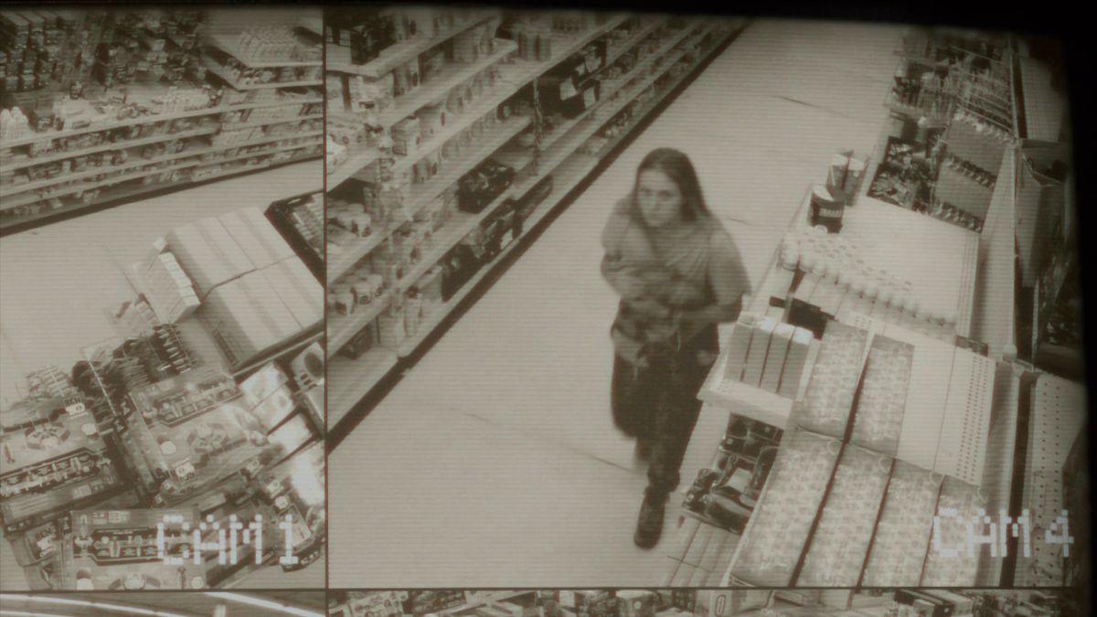 True Detective season 3 Julie security camera footage