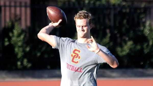 """Max Browne is a 6'4"""" 220 lb package of pure QB potential just waiting to get unleashed on the PAC."""
