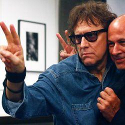 Mick Rock at John Varvatos.