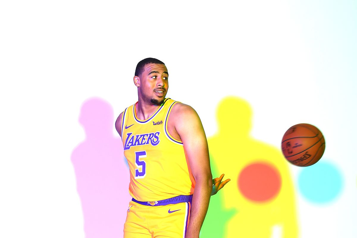 Most Interesting Lakers No. 12: Talen Horton-Tucker is an enigma ...