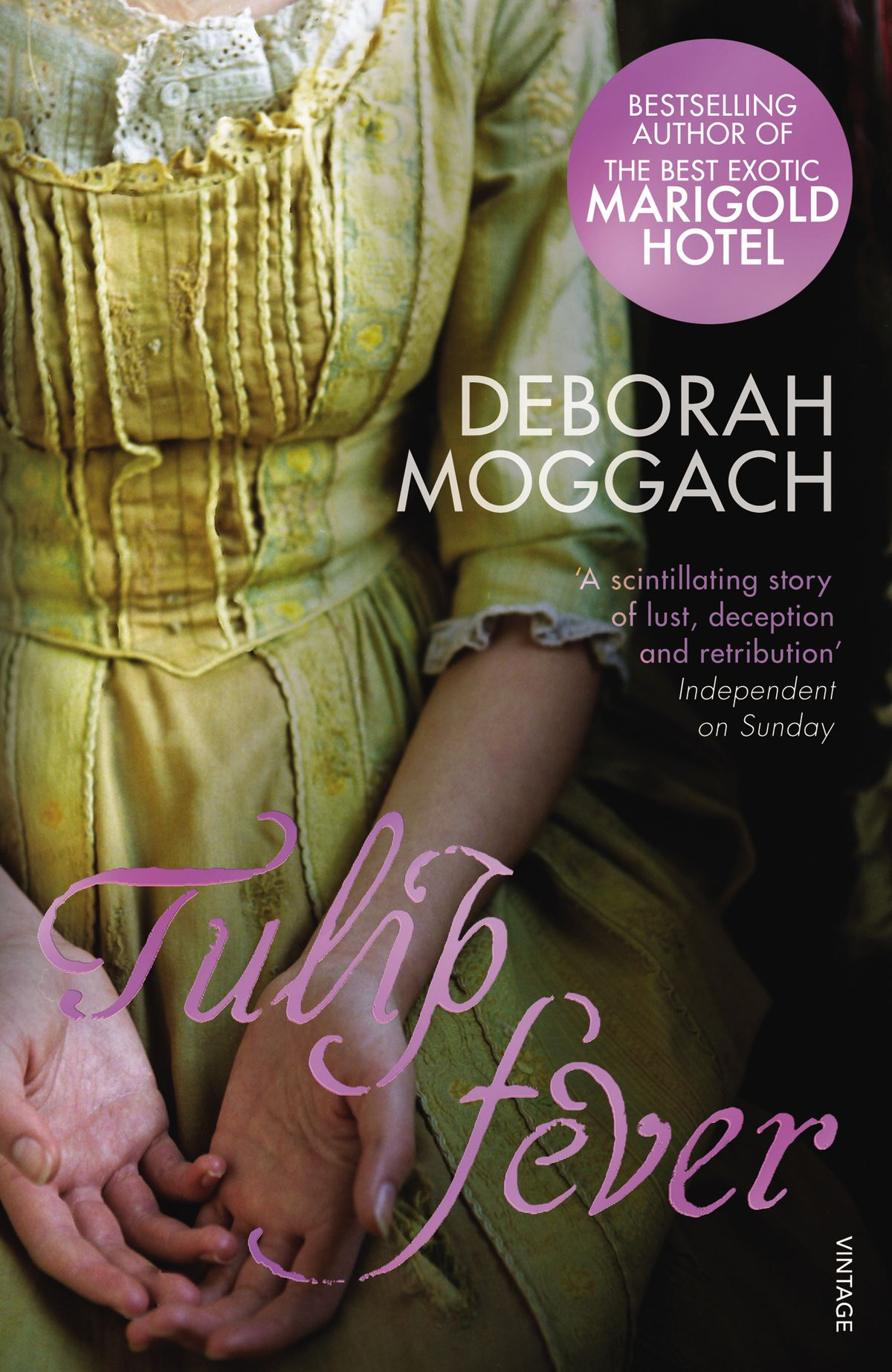 The cover of Tulip Fever