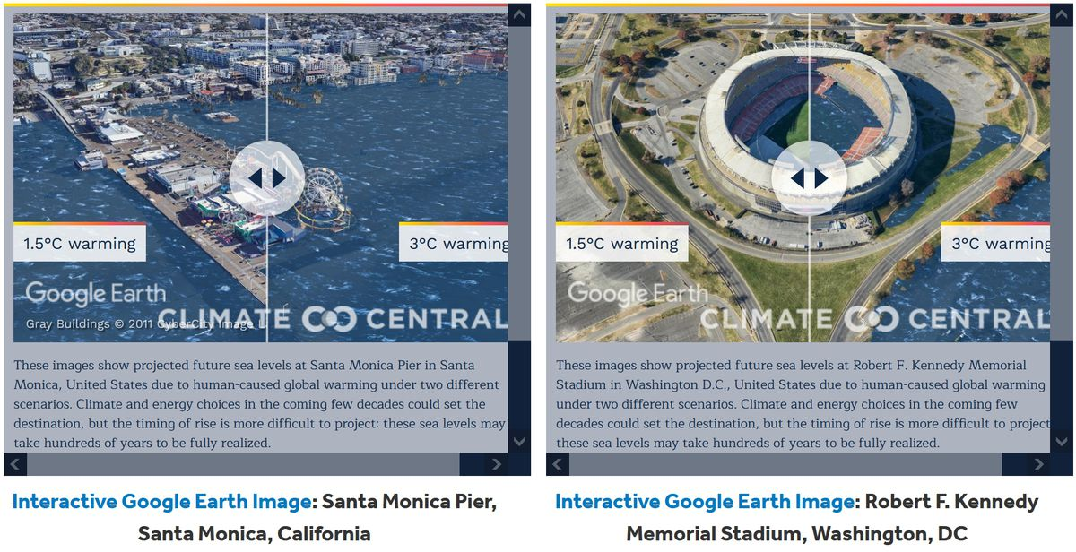 Picturing Our Future, Climate Central
