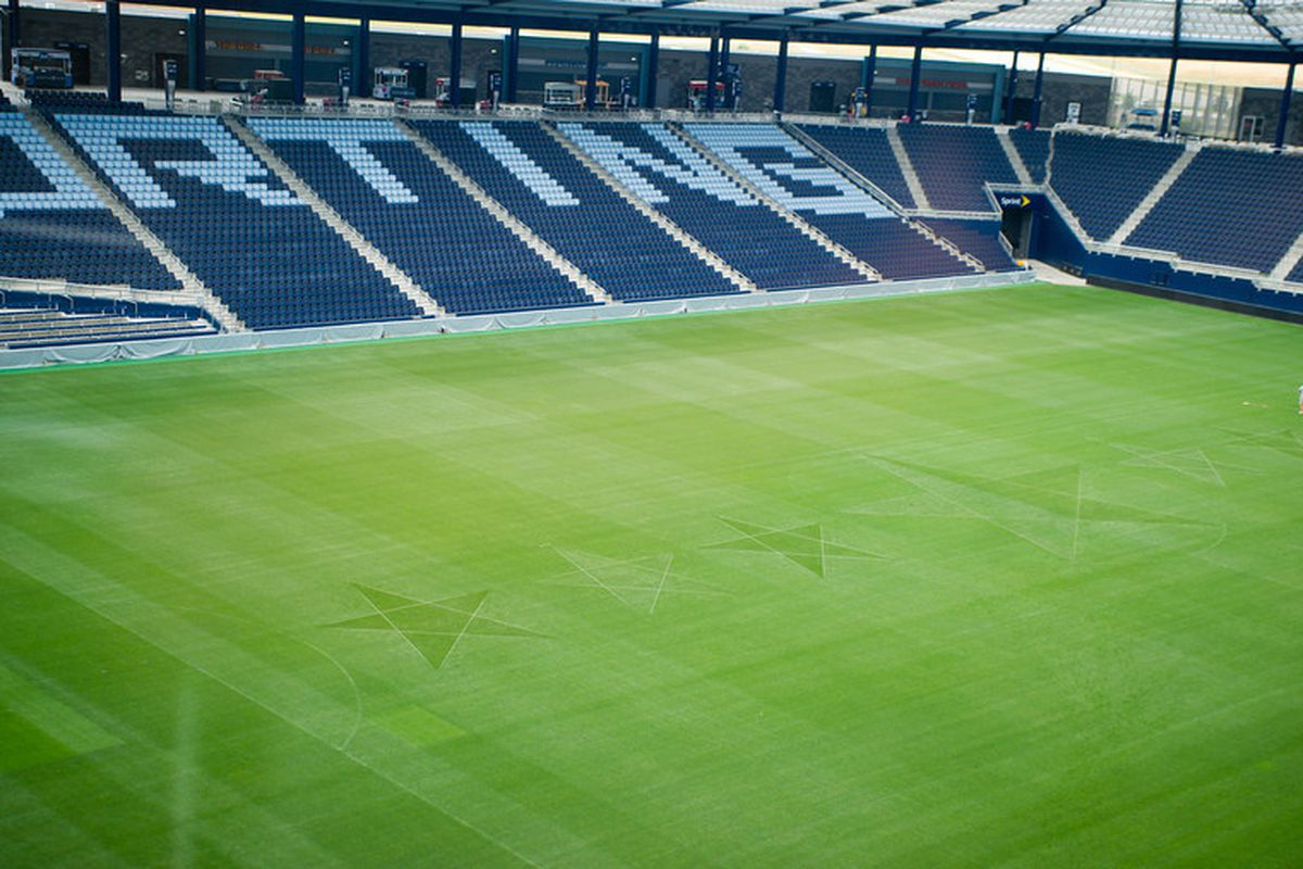 Sporting Park, home of the 2013 MLS All Star game.
