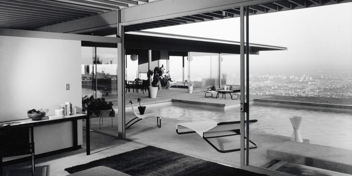 Creating The Iconic Stahl House Curbed