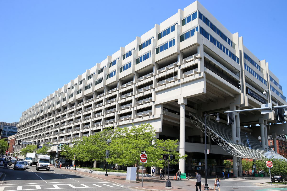 Boston Parking Garages Are Becoming A Thing Of The City S Past