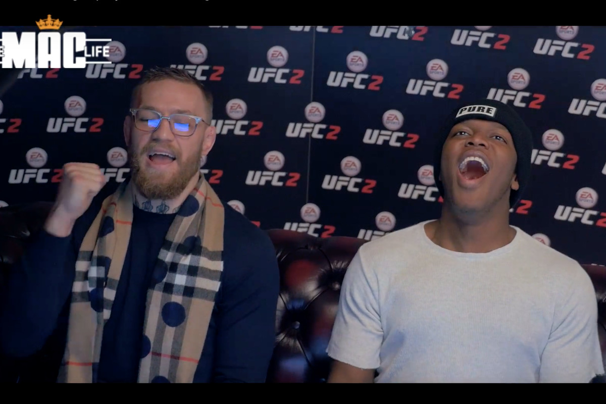 4dda8cc3e2 The Weekly Grind  Conor McGregor plays YouTube star on UFC 2