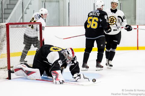 Bruins Development Camp Day 1 Photo Gallery Quick Thoughts