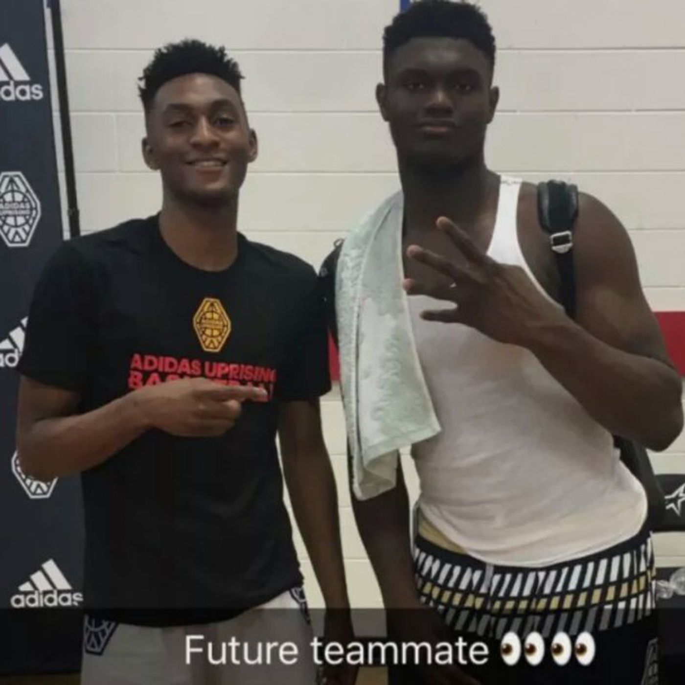 09cf1a10bb62 Zion Williamson might be a package deal with 5-star guard Immanuel Quickley  - SBNation.com