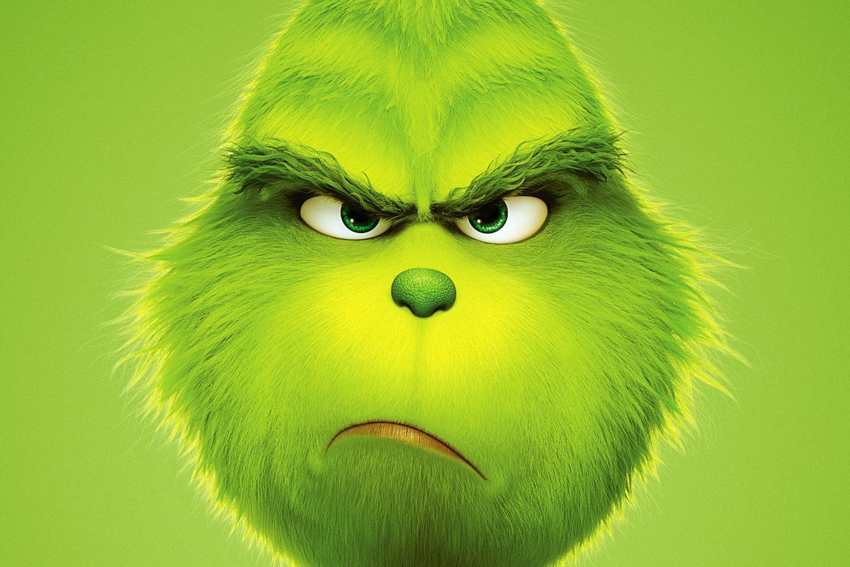 The Grinch review: Benedict Cumberbatch voices the ...