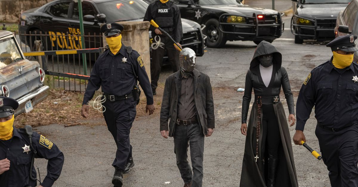 HBO's Watchmen pulled off a twist Game of Thrones stopped being able to do