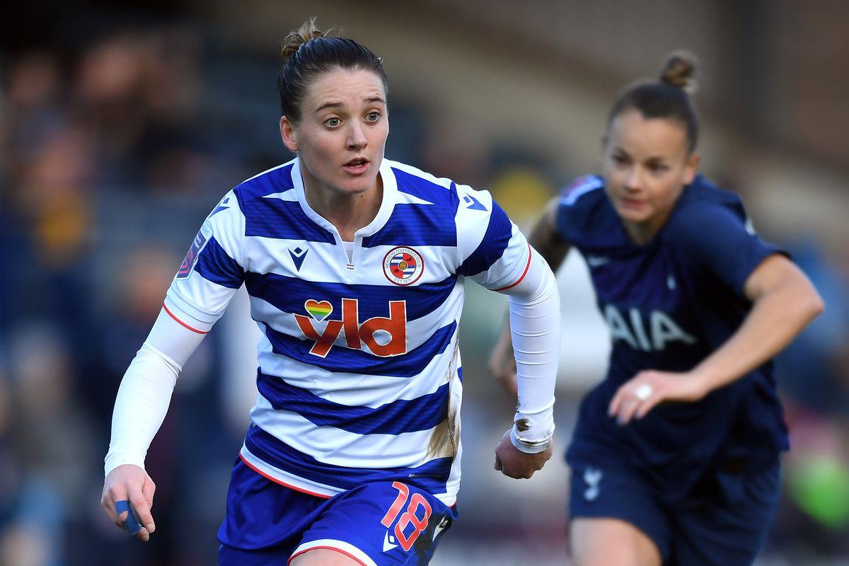 Reading v Tottenham Hotspur - Barclays FA Women's Super League