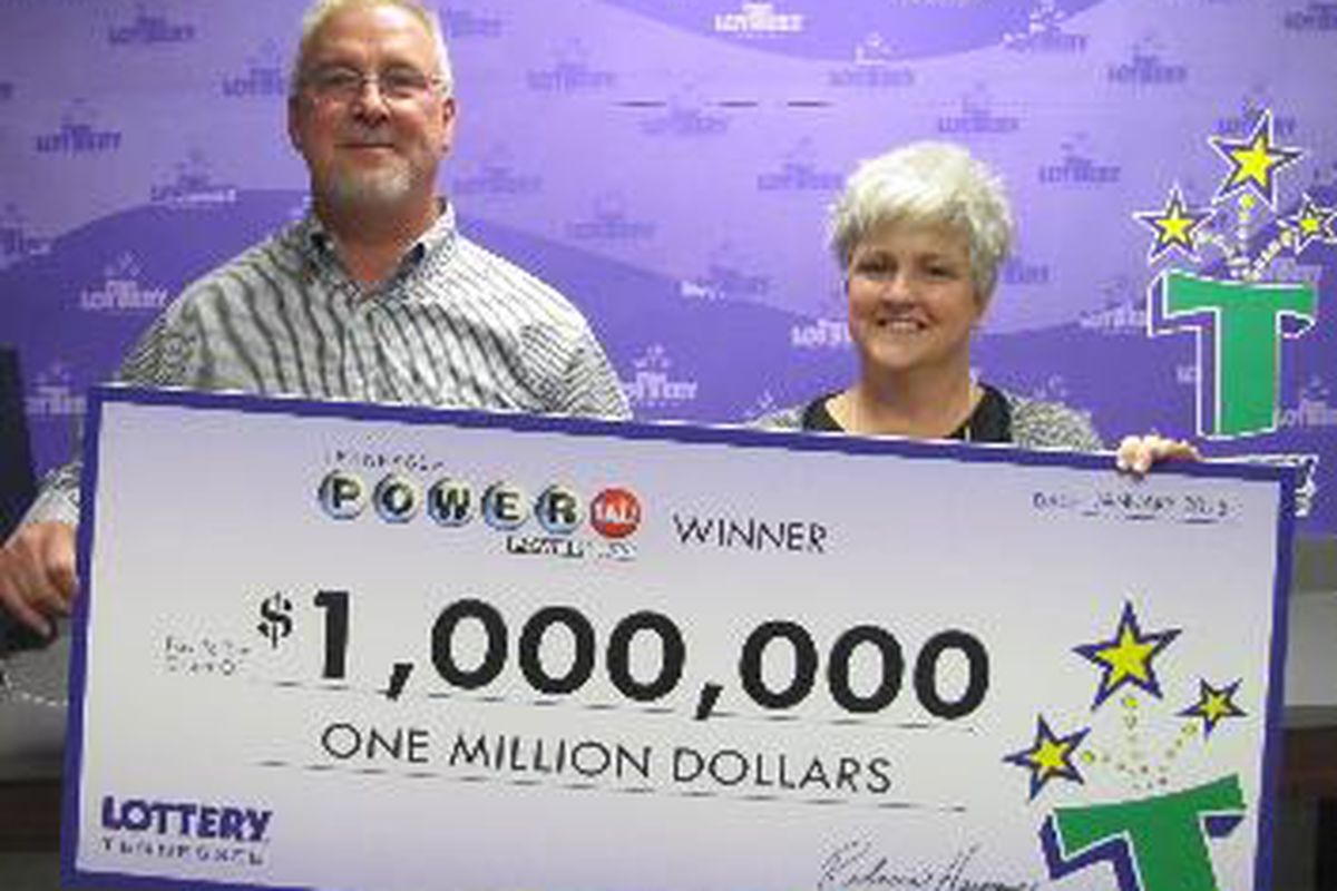 A couple from Morristown, Tenn., wins $1 million in 2015 from the Tennessee Education Lottery, which reports raising more than  $3.5 billion for education programs since its inception in 2004. One of the three winning tickets for the most recent Powerball drawing, for a world-record jackpot of $1.58 billion, was sold in Munford, Tenn.