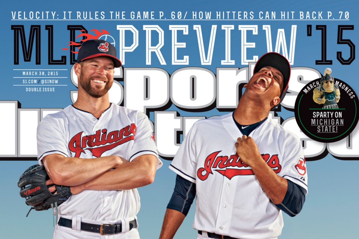 97fd646b044 Cleveland Indians avoid Sports Illustrated cover curse - Let s Go Tribe