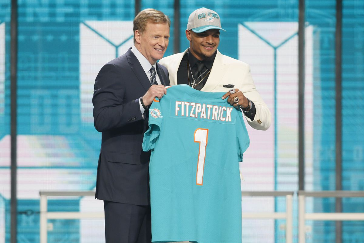 The Splash Zone 5/10/18: Goals For The Miami Dolphins Draft Class ...