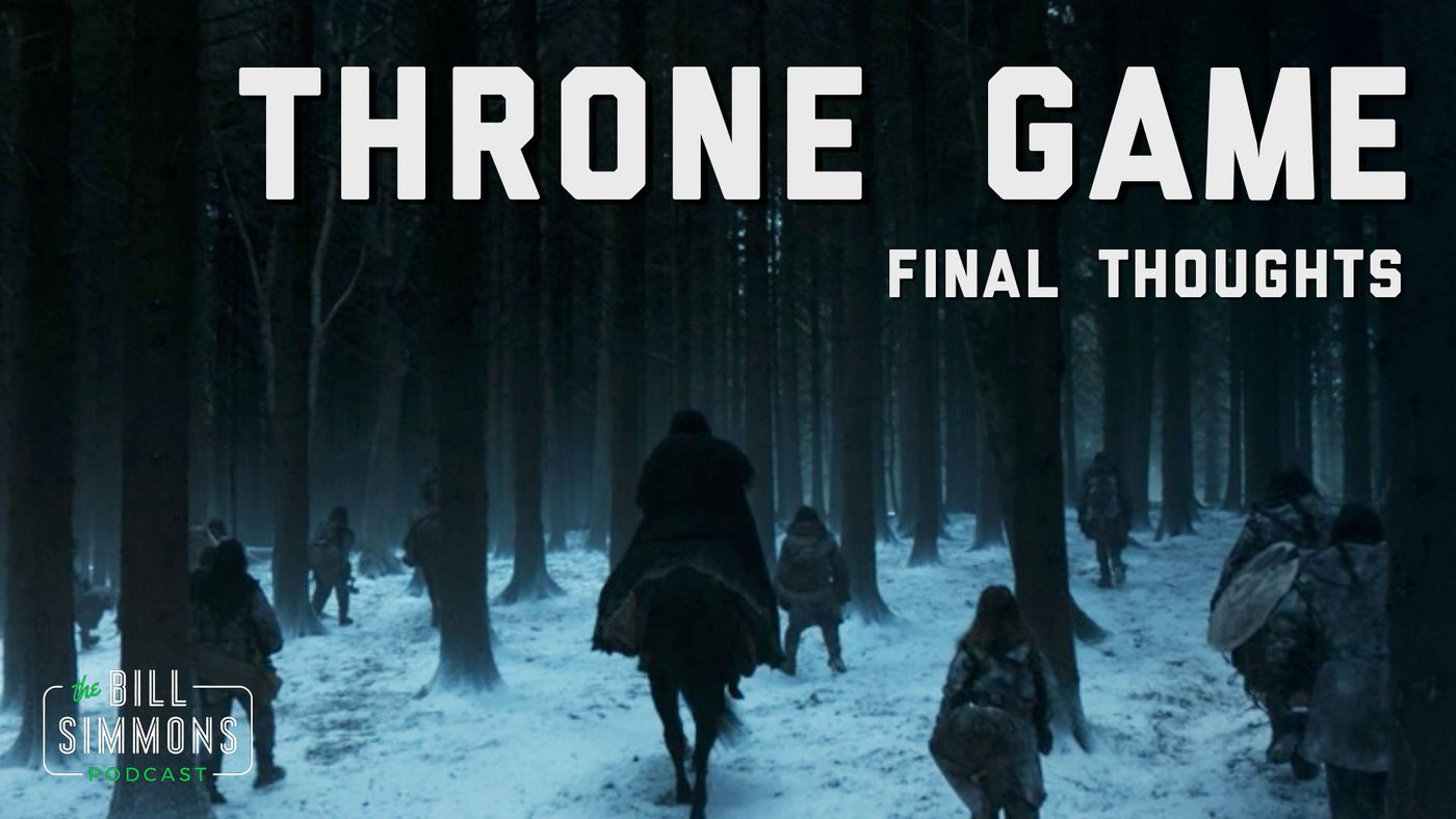 Throne Game: 'Game of Thrones' Final Thoughts